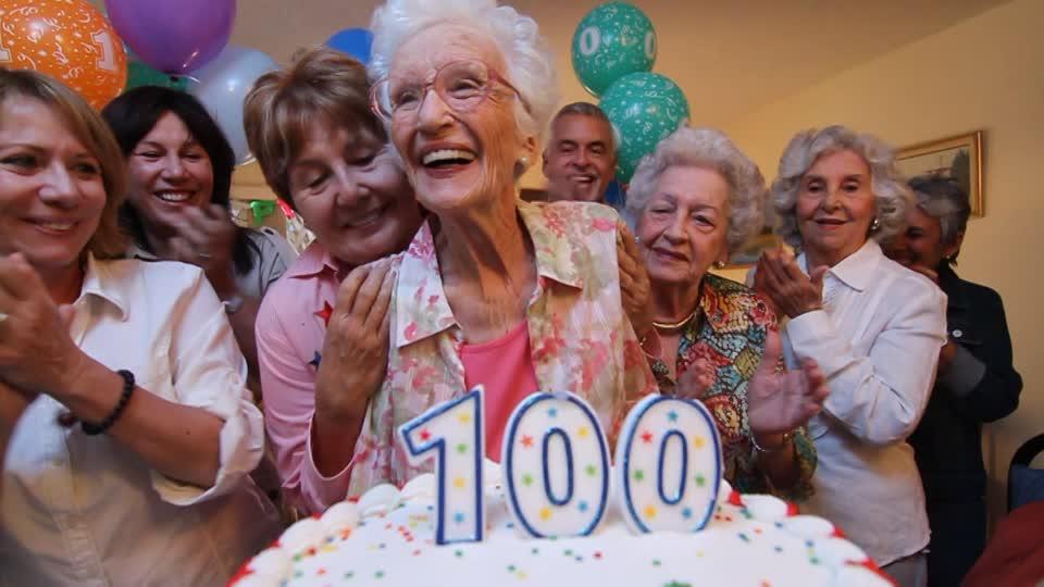 Senior Birthday Parties